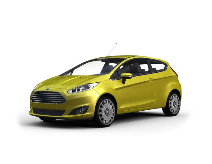 Wheels for Ford - Fiesta