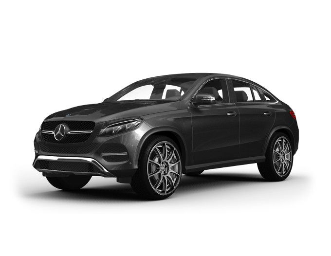 Wheels for Mercedes - GLE
