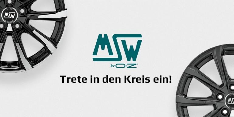 MSW by OZ legt einen neuen, digitalen Gang ein